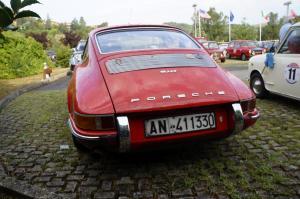 Porsche 911T - DSC0317 -  TargaAC Bologna 2020