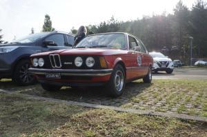 BMW 320 - DSC0351 -  TargaAC Bologna 2020