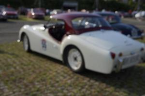 Triumph TR3 - DSC0357 -  TargaAC Bologna 2020