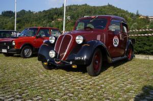 Fiat 508C - DSC0385 -  TargaAC Bologna 2020