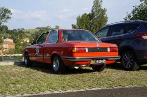 BMW 320 - DSC0388 -  TargaAC Bologna 2020