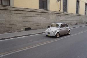 Steyr Puch 500 D - 1957