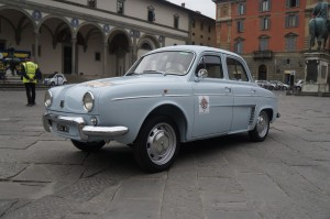 Alfa Romeo Dauphine - 1962