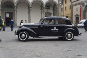 Mercedes-Benz 170S - 1949