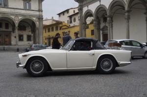 Triumph TR4A - 1967
