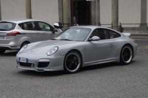 Porsche 911 Sport Classic - 2010